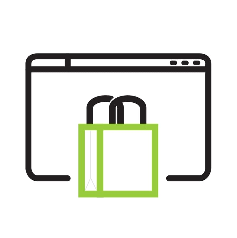 ecommerce websites icon